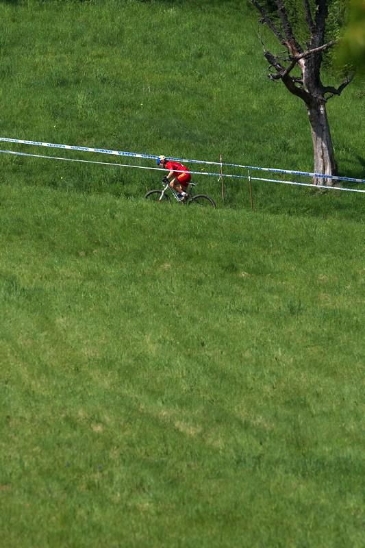Nissan UCI World Cup #2 Offenburg /GER/ 25.4.2009, Ren Chen Gyuan zapíná Turbo