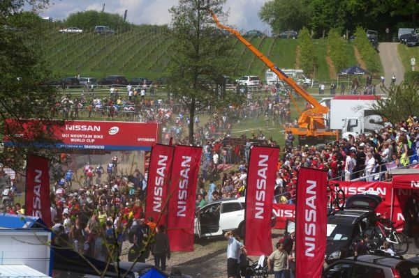 Nissan UCI World Cup #2 Offenburg /GER/ 25.4.2009