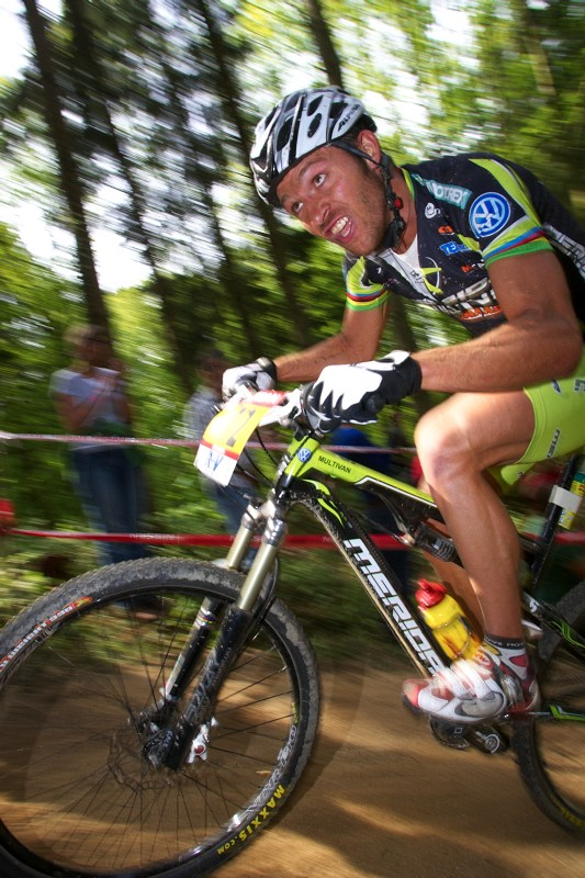 Nissan UCI World Cup #2 Offenburg /GER/ 25.4.2009, Ralph Näf se rval