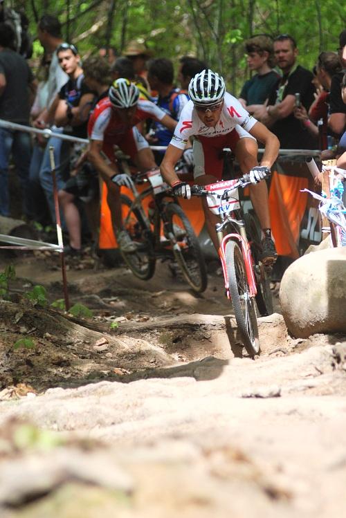 Nissan UCI World Cup #2 Offenburg /GER/ 26.4.2009 - Christoph Sauser