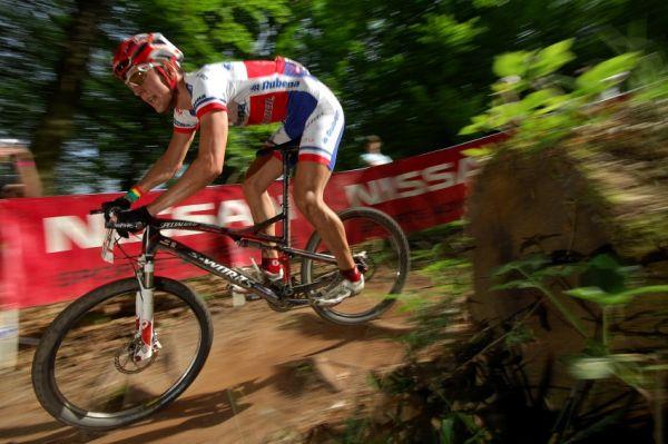 Nissan UCI World Cup #2 Offenburg /GER/ 26.4.2009 - Jaroslav Kulhavý