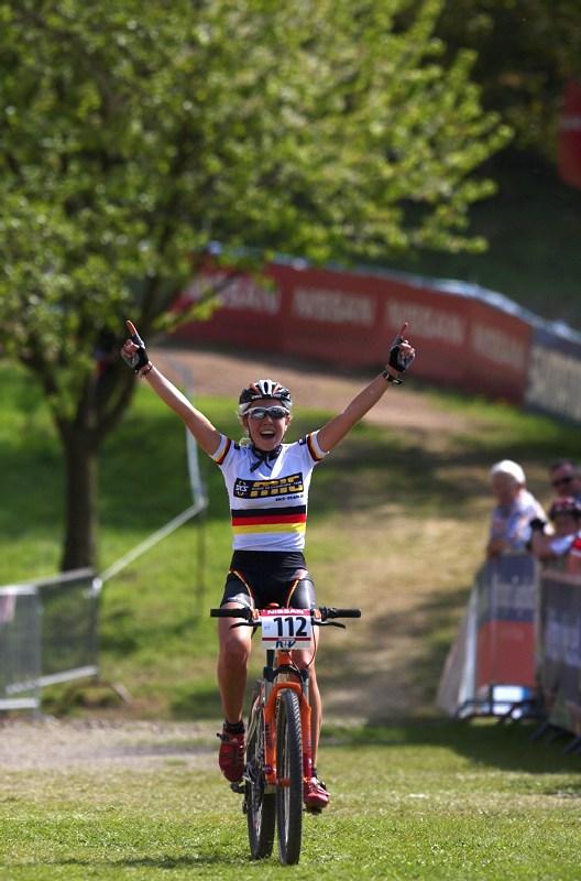 Nissan UCI World Cup #2 Offenburg /GER/ 25.4.2009, Mona Eiberweiser