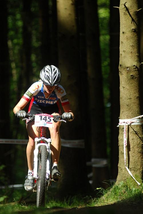Nissan UCI World Cup #2 Offenburg /GER/ 25.4.2009: Michelle Hediger