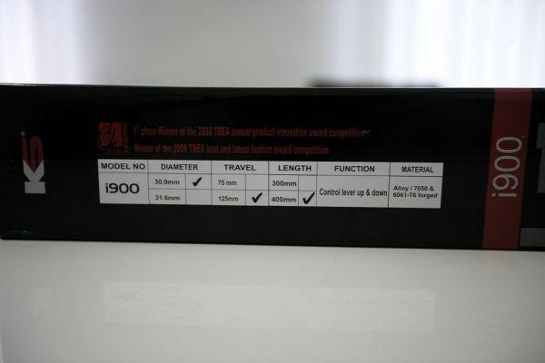 Kind Shock i900 preview