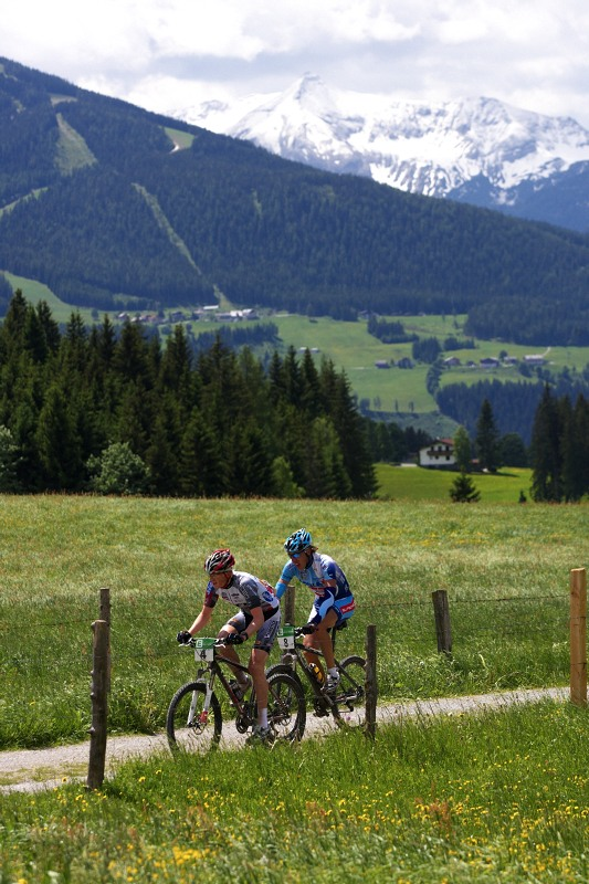 Alpentour Trophy, Schladming /AUT/ - 1. etapa, 29.5. 2009 - Milan Spěšný