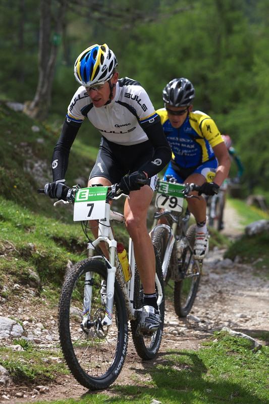 Alpentour Trophy, Schladming /AUT/ - 1. etapa, 29.5. 2009 - Thomas Dietsch a Martin Horák