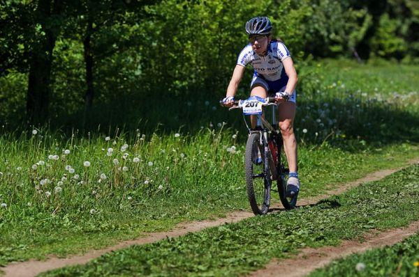 Okololiberce ČP#2 1/2XCM - Petra Kottová - nejlepší žena závodu