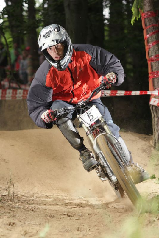 WBC No.2 Podkopná Lhota 2009