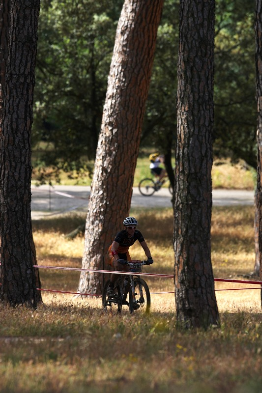 Nissan UCI MTB World Cup XC #4 - Madrid 24.5. 2009 - v parku Casa de Campo se závodí i jezdí pro radost