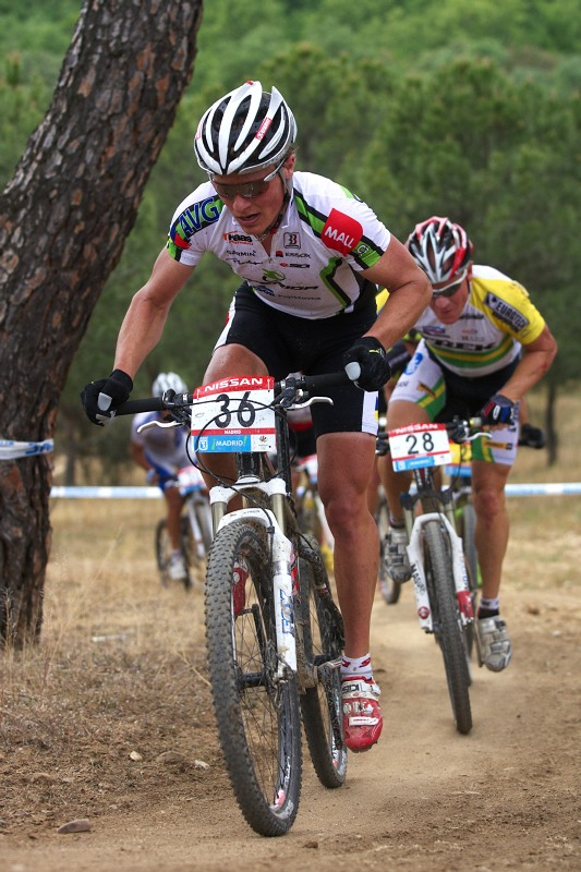 Nissan UCI MTB World Cup XC #4 - Madrid 24.5. 2009 - Ji�� Friedl