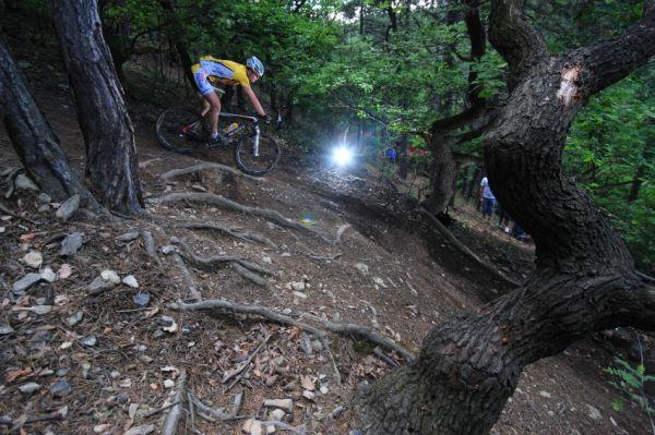 Specialized Extrém Bike Most 2009: Tomáš Dvořák na Moiře