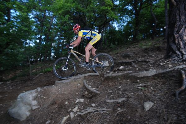Specialized Extrém Bike Most 2009: Petr Hofman
