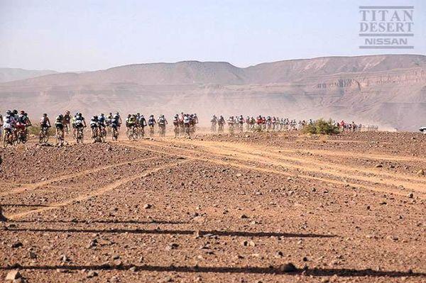 Nissan Desert Race 2009