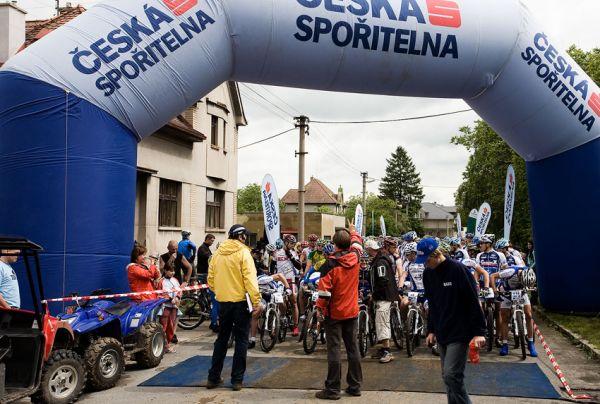 KPŽ Trans Brdy 2009 - tři minuty do startu