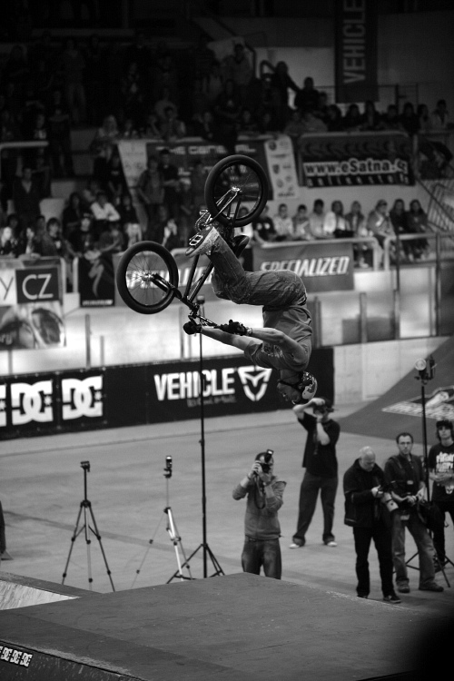 Bike Hall Contest 2009 - Petr Kraus