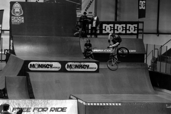 Bike Hall Contest 2009