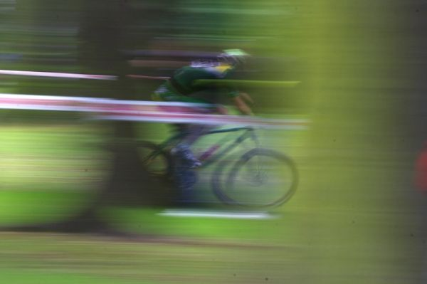 4. závod českého poháru Rockmachine XC Cupu, Teplice 20.6. 2009 - hustej tejpek, co?