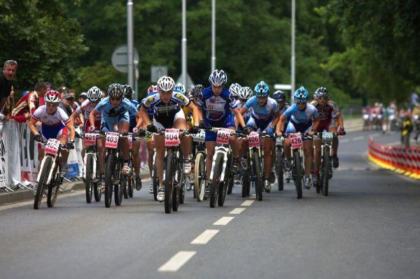 4. závod českého poháru Rockmachine XC Cupu, Teplice 20.6. 2009 - ženy v pohybu
