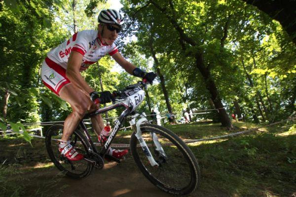 4. závod českého poháru Rockmachine XC Cupu, Teplice 20.6. 2009 - Christoph Soukup