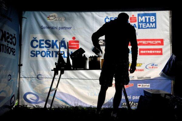 ČP MTB XC #4 2009 - Teplice: V týmu České spořitelny vaří vítězný lektvar...