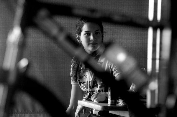 �P MTB XC #4 2009 - Teplice: Tereza Hu��kov�