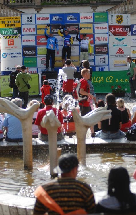ČP MTB XC #4 2009 - Teplice: Sulzbacher vítězem mezi Masters