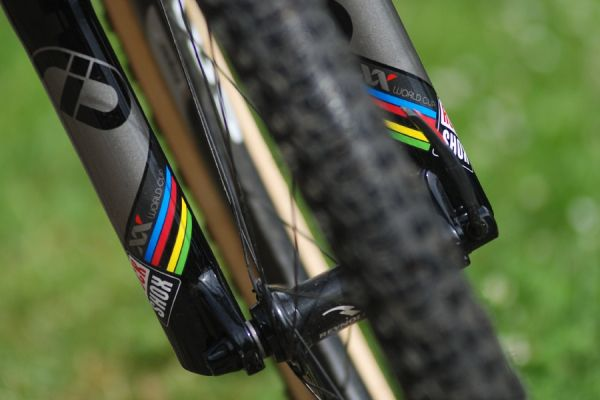 Sram XX 2010 - Rock Shox SID XX World Cup