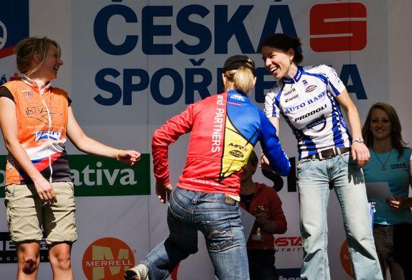 KPŽ Orlík 2009 - .... zapomněla totiž na Báru