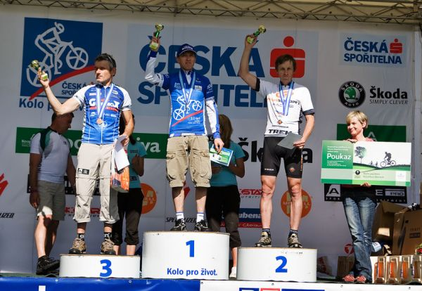 KPŽ Orlík 2009 - the best: M50