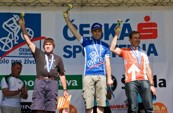 KPŽ Orlík 2009 - the best: M60+