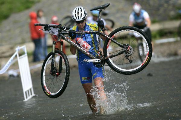 Giant Berounský BikeMaraton 2009: 2. žena na krátké Jana Martinková