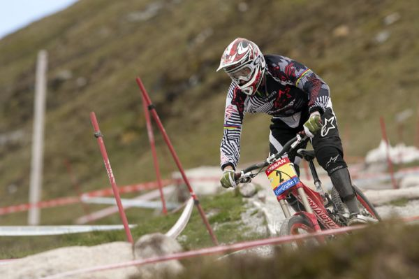 Nissan UCI World Cup DH & 4X #4 - Fort William /GBR/ 2009: Greg Minnaar (photo: Gary Perkin)