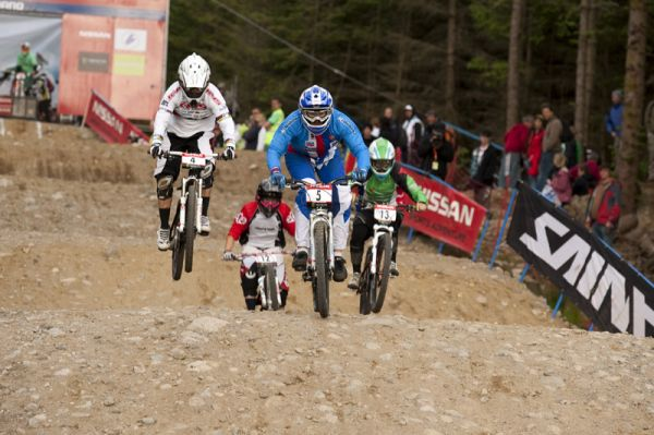Nissan UCI World Cup DH & 4X #4 - Fort William /GBR/ 2009: Jana Horáková (photo: Gary Perkin)