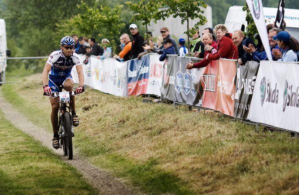KPŽ 2009 Jistebnický kancionál - Michal Plesník projíždí jako čtvrtý nejlepší cílem