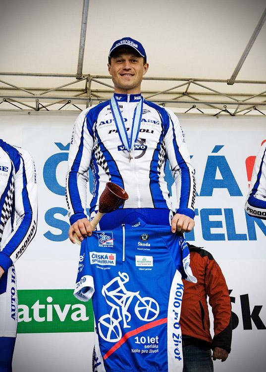 KPŽ 2009 Jistebnický kancionál - Ivan Rybařík - vítěz Jistebnického kancionálu 09