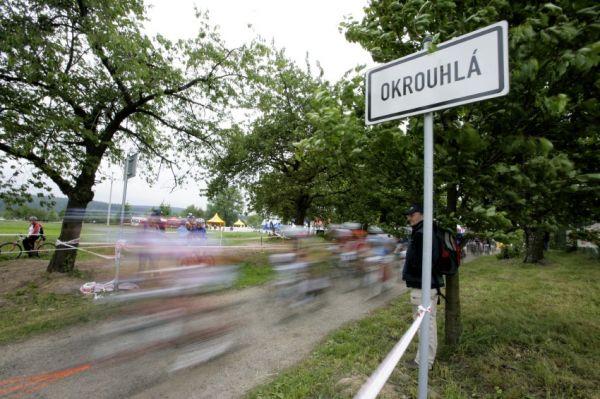 �P MTB XC #3 2009 - Okrouhl�: premi�ra v Boskovic�ch
