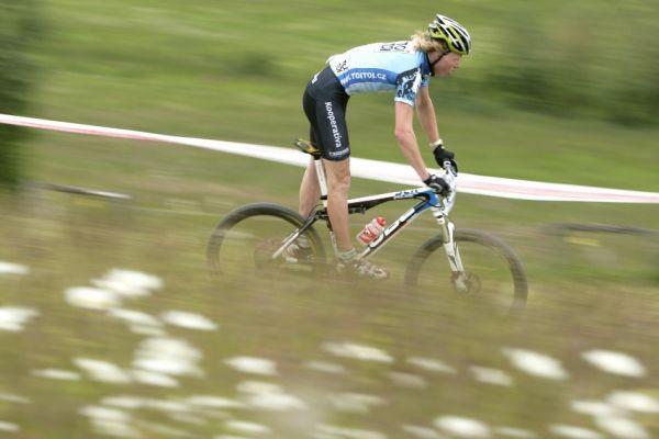 ČP MTB XC #3 2009 - Okrouhlá: Jan Nesvadba