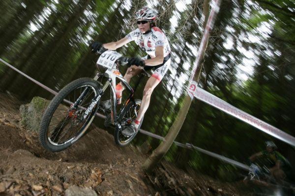 ČP MTB XC #3 2009 - Okrouhlá: Pavel Skalický