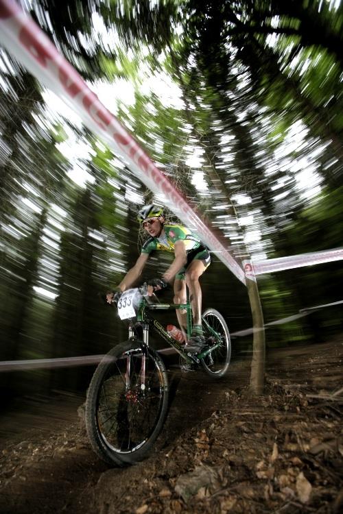 �P MTB XC #3 2009 - Okrouhl�: Pavel Stohr