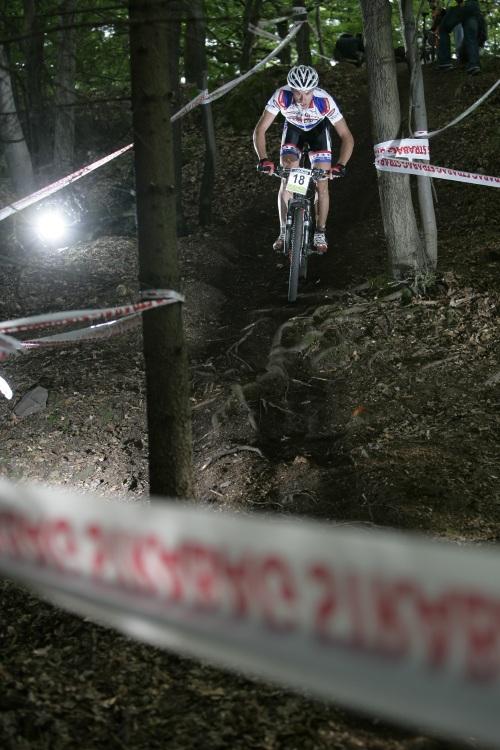 ČP MTB XC #3 2009 - Okrouhlá: Michal Bubílek