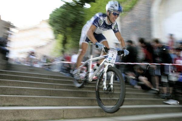 Pražské schody ČS 2009: Cedric Ravanel