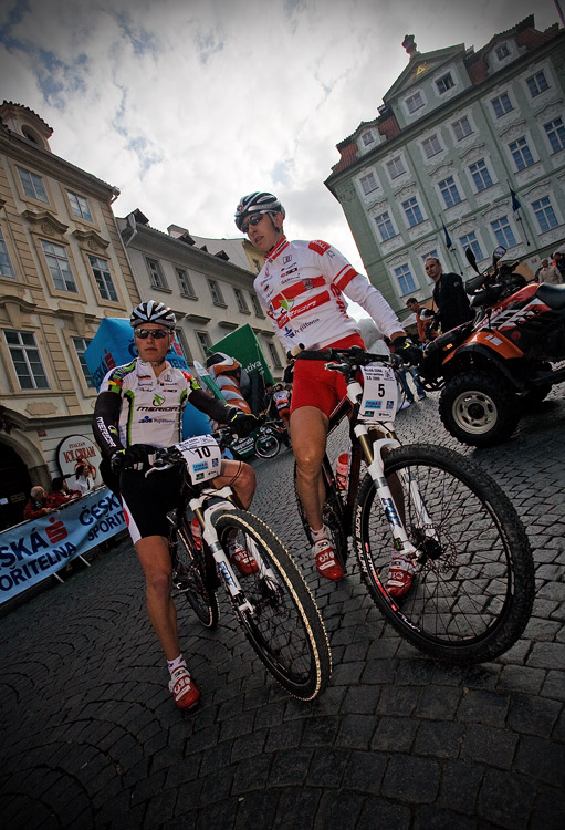 Pražské schody 2009 - Jiří Friedl a Christoph Soukup