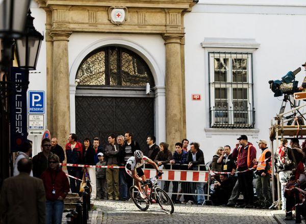 Pražské schody 2009 - Jiří Friedl