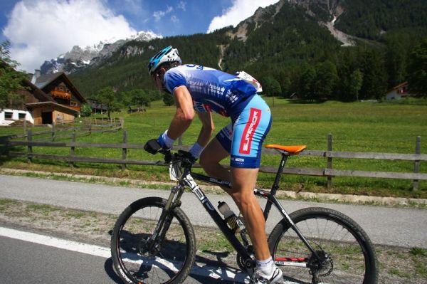 Alpentour Trophy, Schladming /AUT/ - 1. etapa, 29.5. 2009 - Tomáš Trunschka