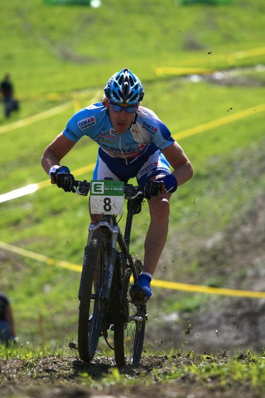 Alpentour Trophy, Schladming /AUT/ - 3. etapa 31.5. 2009 - Milan Spěšný