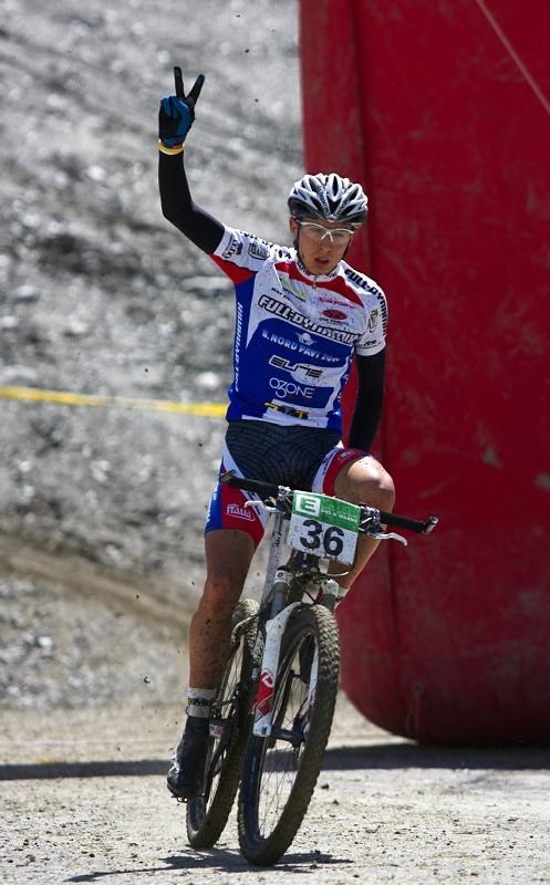 Alpentour Trophy, Schladming /AUT/ - 3. etapa 31.5. 2009 - Tony Longo