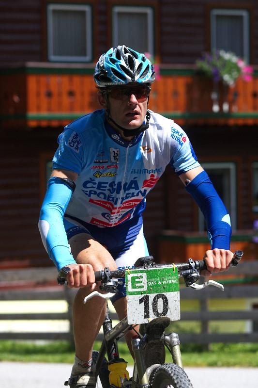 Alpentour Trophy, Schladming /AUT/ - 3. etapa 31.5. 2009 - Tomáš Trunschka