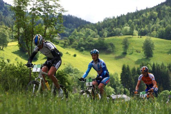 Alpentour Trophy, Schladming /AUT/ - 3. etapa 31.5. 2009 - Josef Kamler v elitní společnosti