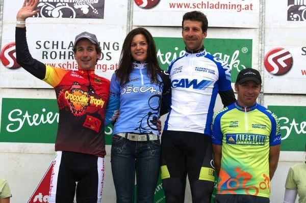 Alpentour Trophy, Schladming /AUT/ - 4. etapa 1.6. 2009 - vítězové kategorií