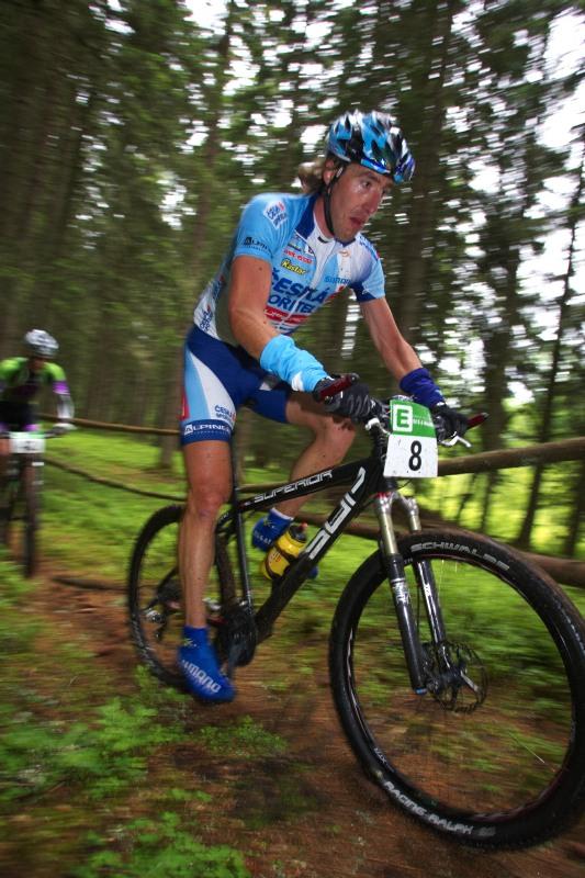 Alpentour Trophy, Schladming /AUT/ - 4. etapa 1.6. 2009 - Milan Spěšný